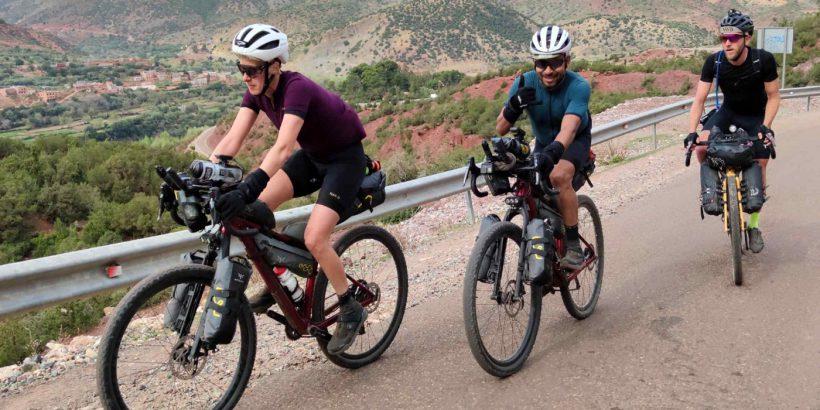 Bike tours morocco