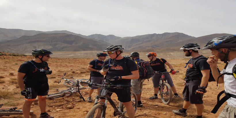 Morocco biking tours