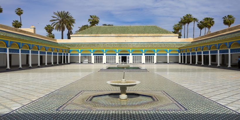 The-Bahia-Palace