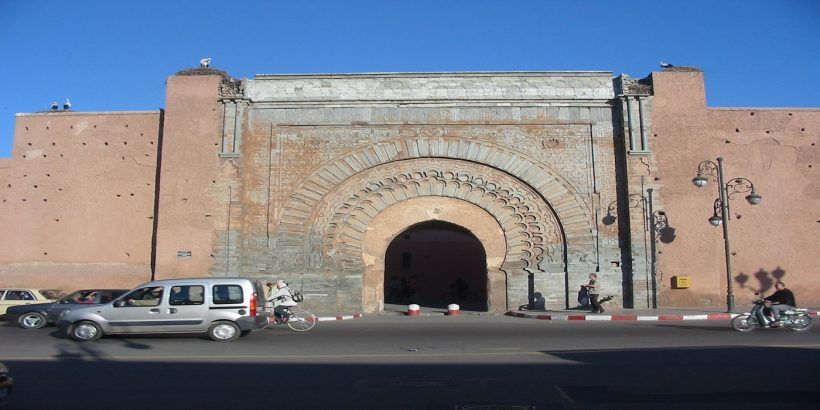 marrakech walking city-tour