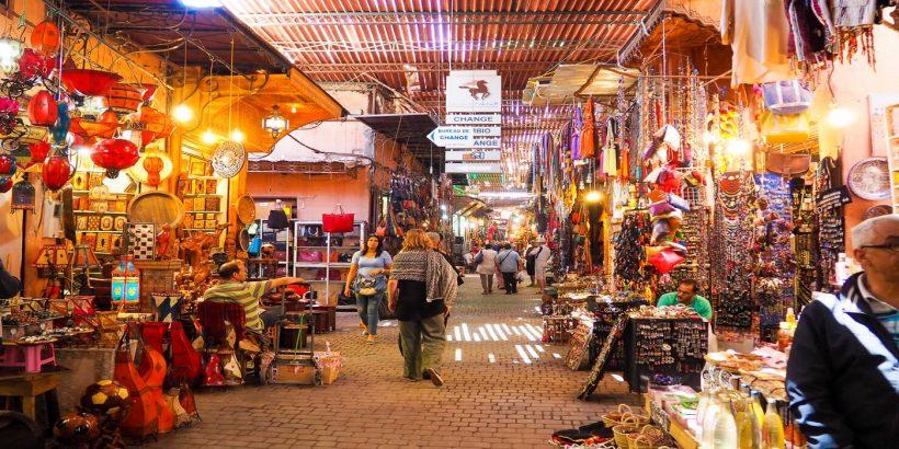 marrakech walking tour