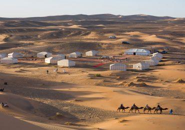 merzouga luxury desert tour camp